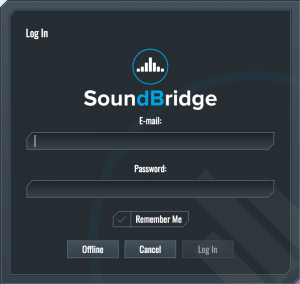 SoundBridge Launch